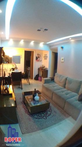 Imagem 1 de 18 de Apartamento De 60 M²/ 2 Dormitórios Á  Venda Próximo Ao Metrô Tatuapé, São Paulo - Ap00868 - 68114981