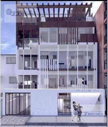 Para Estrenar, Moderno Garden Con Jardín, Balcón Y Terraza