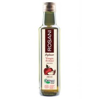 Kit 6 Vinagres De Maçã Orgânico - 250ml Rosani - Sem Juros