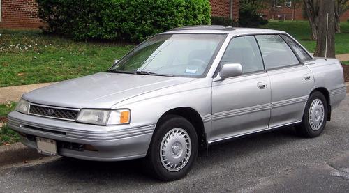 Manual De Taller Subaru Legacy (1989-1993) Español
