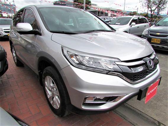 Honda Crv Exl Sec 2.4 Gasolina 4x4