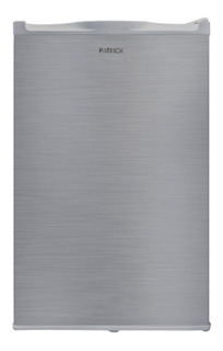 Heladera Patrick Hpk90m Metalica 90lts Frigobar Selectogar6