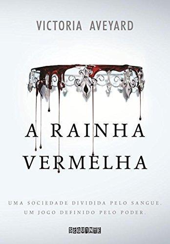 Livro Rainha Vermelha, A