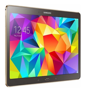 Tablet Samsung Galaxy Tab S 10.5 Bronce 3gb Ram 16gb Amoled