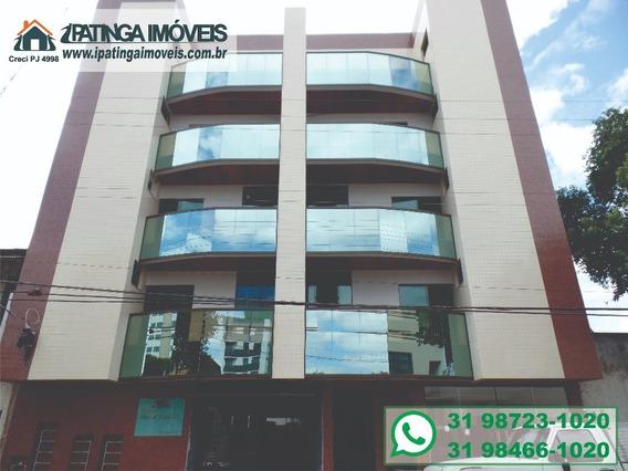 Apartamento Para Venda, 3 Dormitórios, Veneza - Ipatinga - 110