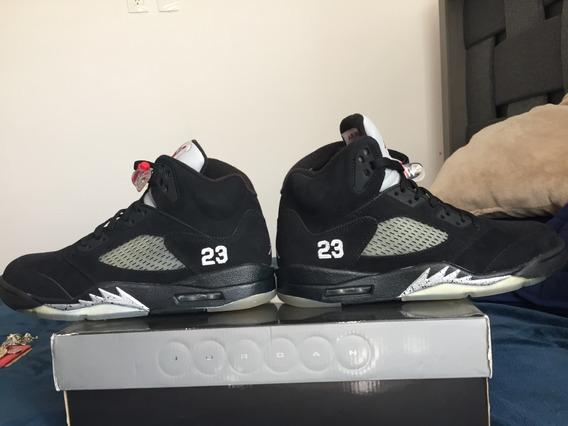 Jordan 5 Black Metallic (2011)