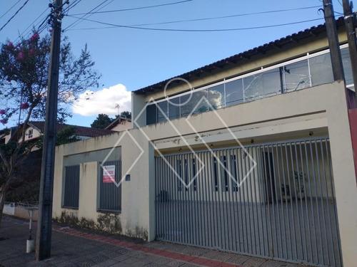 Imagem 1 de 15 de Sobrado Próximo Ao Centro, Rua Rosa Branca - Mi1257