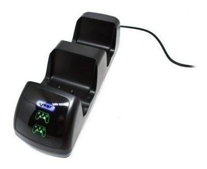 Base Carregador P/ 2 Controles Xbox-one + 2 Baterias Kp-5139