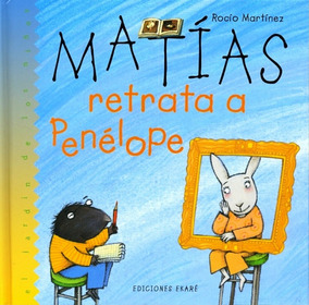 Matias Retrata A Penelope