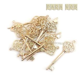 80 Llaves Coronas Grandes Antiguas Ideal Souvenir Casamiento