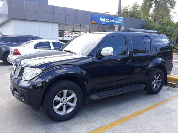 Nissan Pathfinder 2008 4x4 Americana