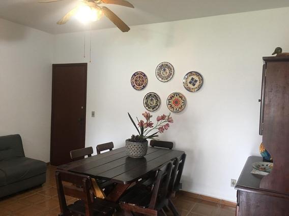 Apartamento Em Jardim Três Marias, Guarujá/sp De 58m² 1 Quartos Para Locação R$ 400,00/dia - Ap224541