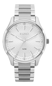 Relógio Euro Metal Glam Euy121e6ac/1k