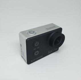 Câmera Filmadora Sjcam Sj7 Star 16mp Action + Microfone + Sd