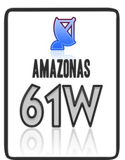 Iks Privado Sd Amazonas 61w Nagra Y Conax 100% Estable