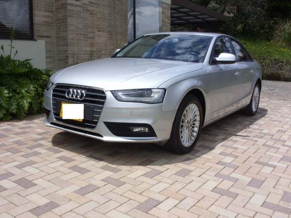 Audi A 4 Plata Hielo