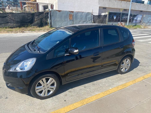 Honda Fit 1.5 Exl Asientos Cuero Automatico