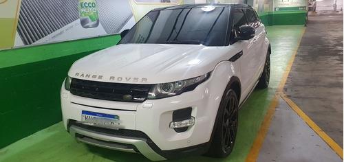 Land Rover Evoque 2013 2.0 Si4 Dynamic Tech Pack 5p Blindado
