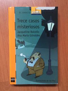 Libro: Trece Casos Misteriosos