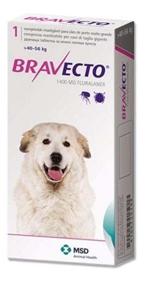 Bravecto 40 - 56 Kgs Pethome Chile