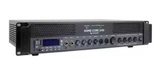 Amplificador Funcional Tecshow Dome Core 240 W Digital Cuota