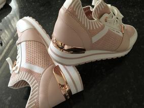 Michael Kors Sneakers Con Plataforma