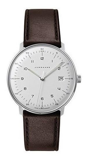 Reloj Junghans Cuarzo Bauhaus Max Bill - Entrega Inmediata