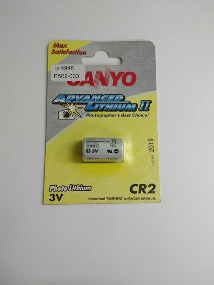 Bateria Camera Foto Cr2s 3v Lithium Co.4946