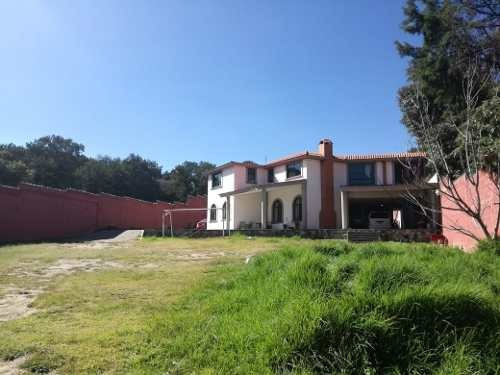 Excelente Casa Con Espacios Muy Amplios En Santa Anita Apizaco