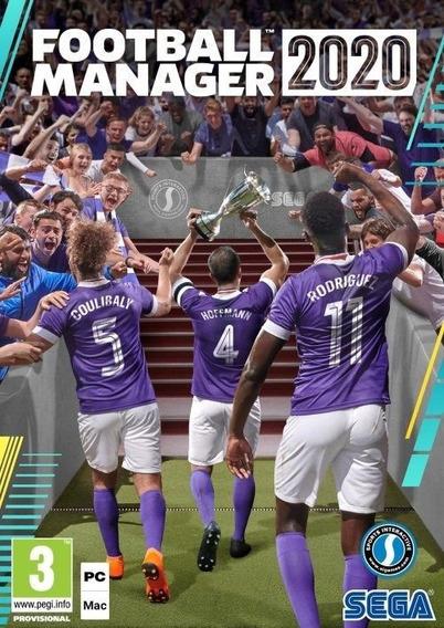 Jogo Football Manager 2020 Fm 2020 Pc Steam Key Parcelado