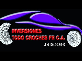 Croches Embragues Reconstruccion Para Vehiculos