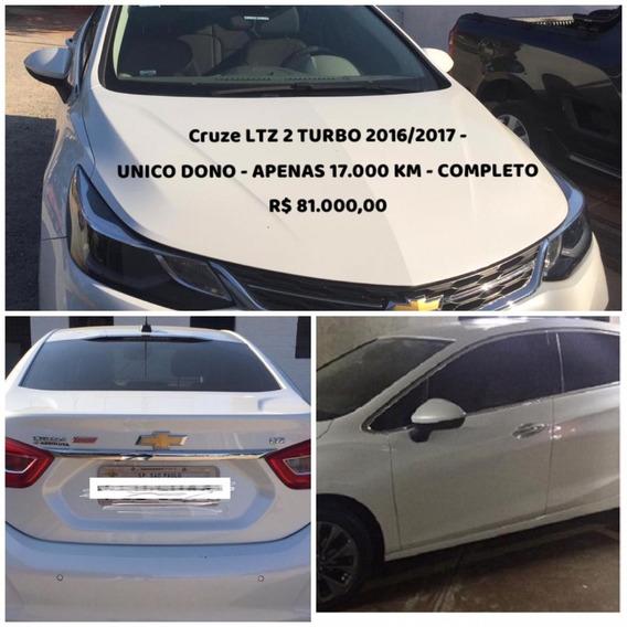 Cruze Ltz Turbo Somente 17 Mil Km Urgente