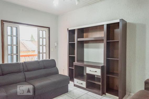 Casa Para Aluguel - Mooca, 2 Quartos, 90 - 893115673