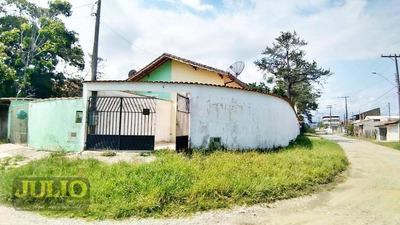 Casa Com 2 Dormitórios À Venda, 60 M² - Morada Do Sol - Mongaguá/sp - Ca3433