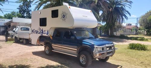 Camper Para Camión O Camioneta.