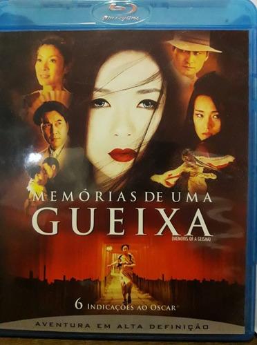 Imagem 1 de 4 de Blu-ray - Memórias De Uma Gueixa