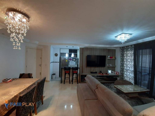 Casa Em Condominio 3 Dormitórios 1 Suite 2 Vagas 97m Campo Grande - Ca0392