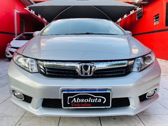 Honda Civic Lxr Automático