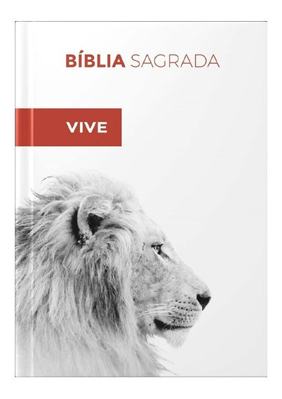 Bíblia Sagrada | Letra Média | Acf | Capa Dura | Ele Vive