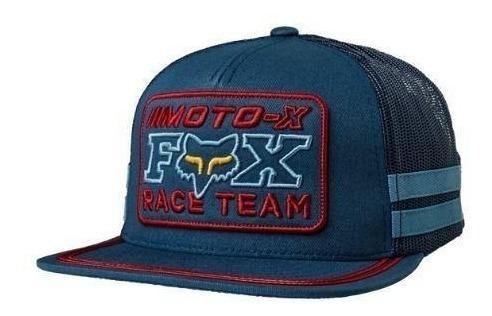 Gorra Intercept Snapback Hat Fox