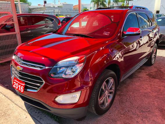 Chevrolet Equinox Ltz 2.4l 2016 Credito Recibo Auto Financia