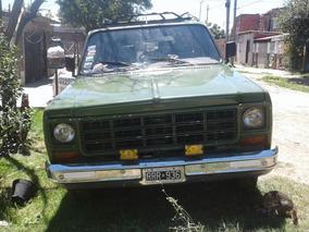 Camioneta Chevrolet Estanciera