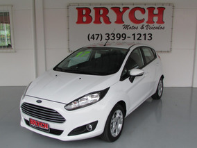 Ford New Fiesta 1.6 Flex Sel 25.312km 2017 R$53.800,00