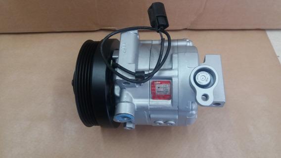 Compressor Ar Condicionado Mitsubishi Tr4 Valeo Remanufat.
