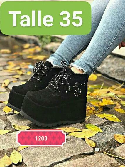 Zapatos De Mujer N° 35