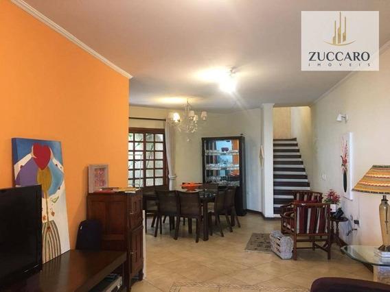 Sobrado Com 3 Dormitórios À Venda, 200 M² Por R$ 1.000.000 Rua Guaíra, 137 - Jardim Barbosa - Guarulhos/sp - So3420