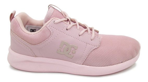 Tenis Dc Shoes Midway Sn Mx Adjs700059 Lco Living Coral Ros