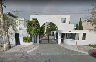 Casa Con Tres Recamaras En Del Tlalpan