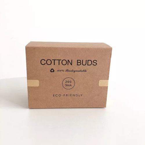 Copitos Bastoncillos De Bambú Ecol - Unidad a $115