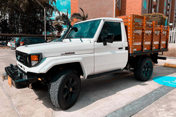 Toyota Land Cruiser Estacas Estacas Diesel